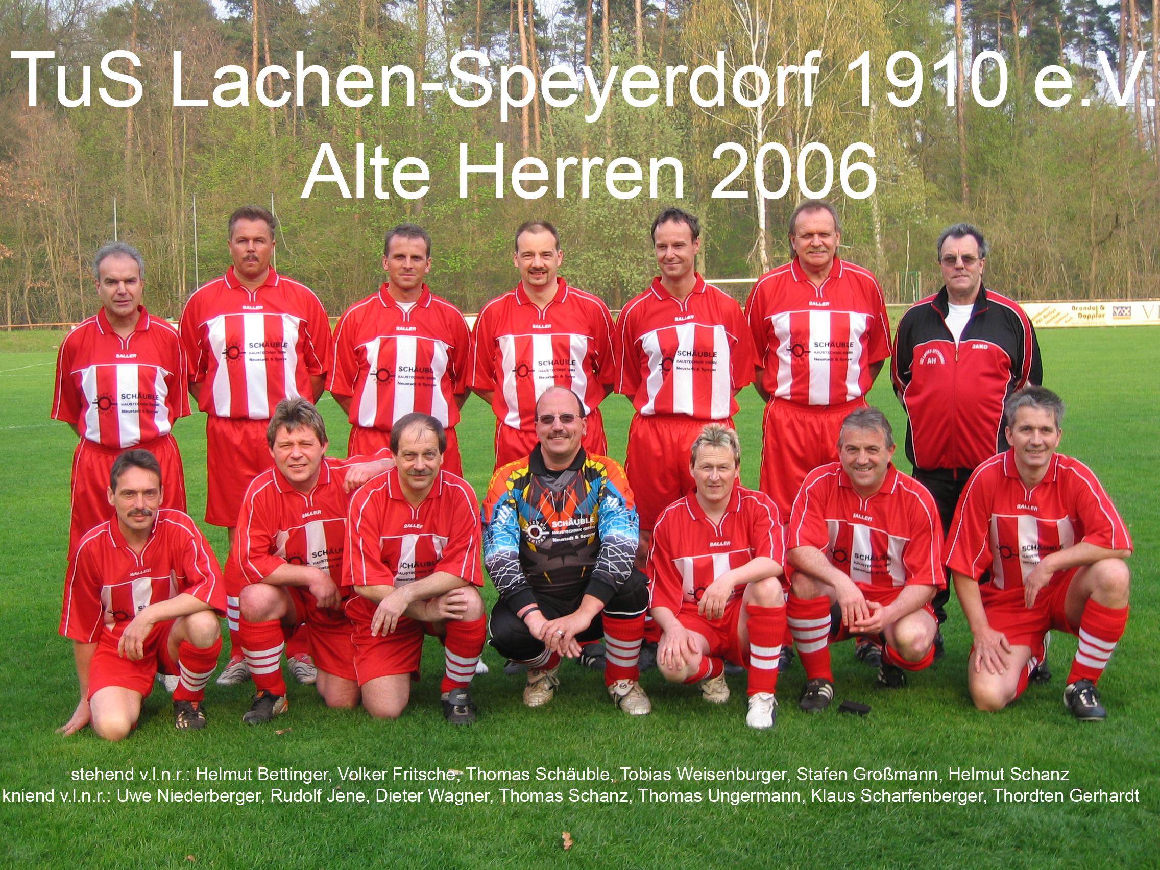 Tus Lachen Speyerdorf