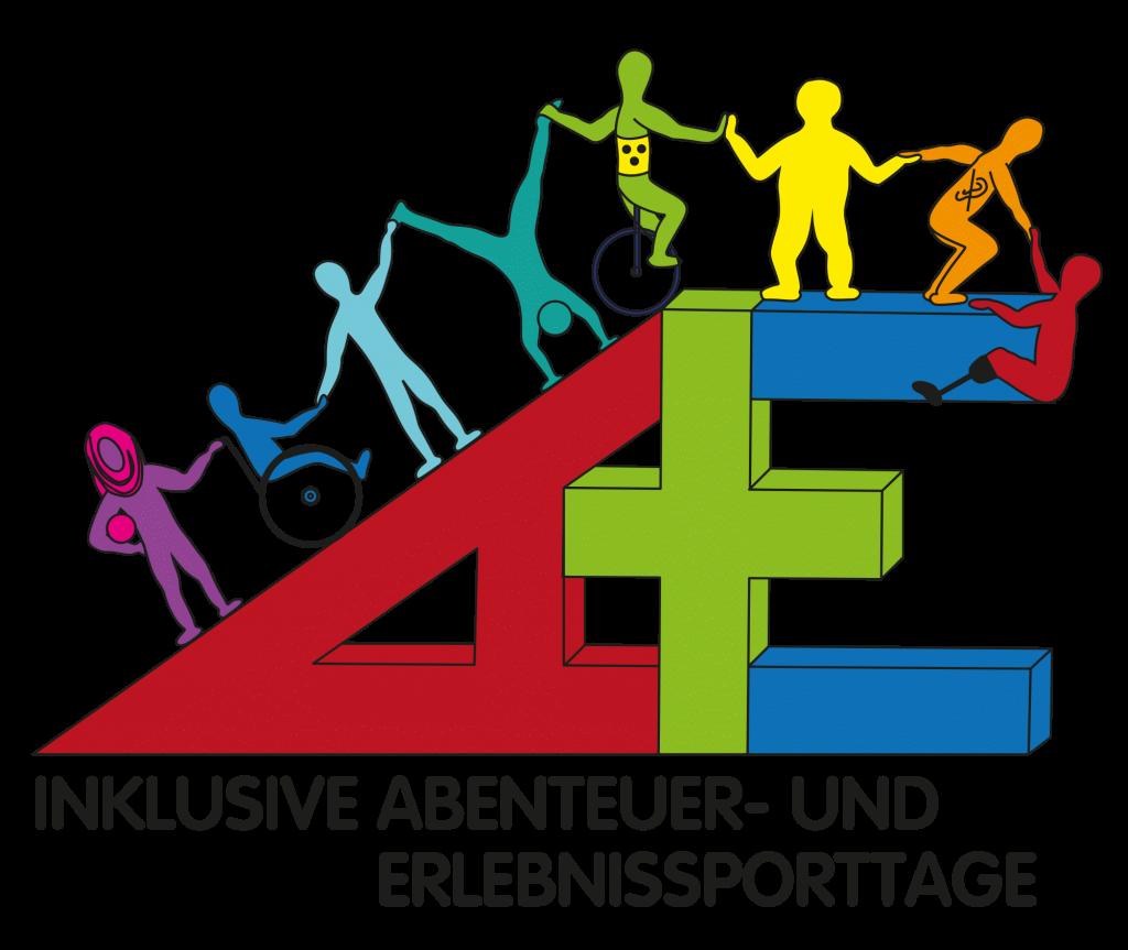 """Logo """"Inklusive Abenteuer- und Erlebnissporttage"""""""