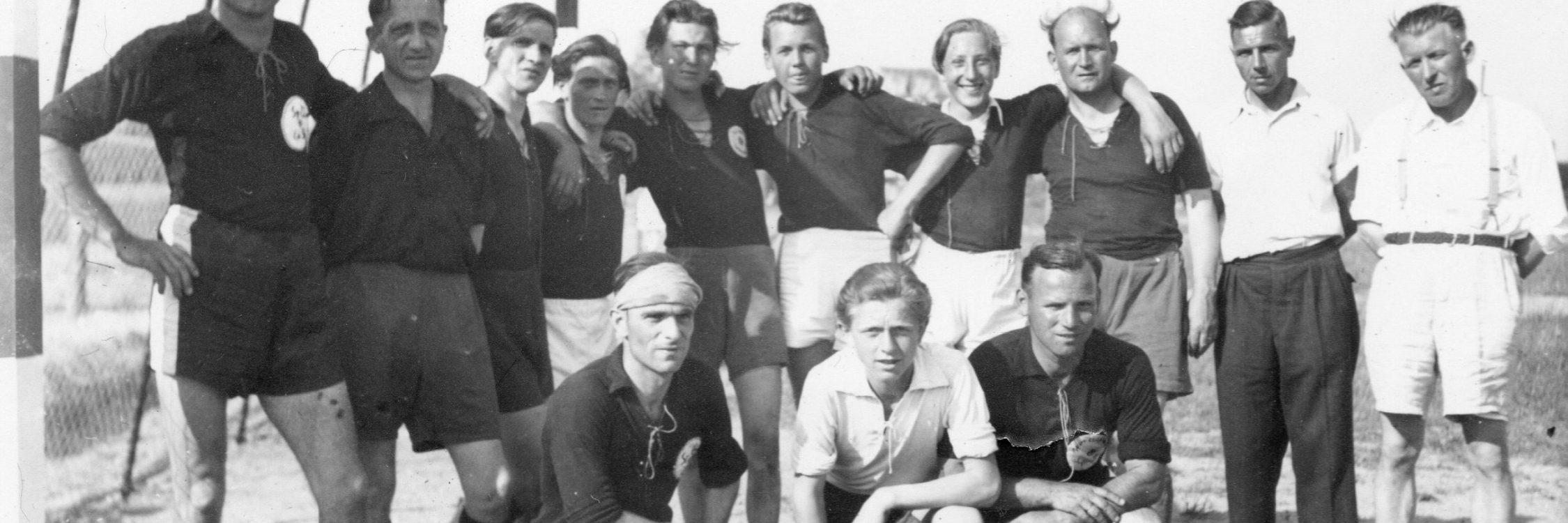 Fußball, SC Lachen-Speyerdorf